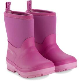 Tretorn Kids Kuling Neoprene Rubber Boots Pink